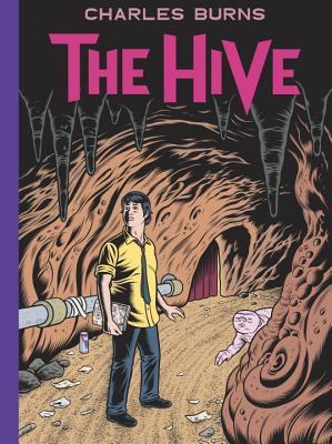 Hive, The, Burns, Charles