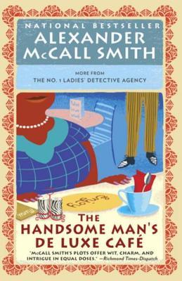 Image for The Handsome Man's De Luxe Café: No. 1 Ladies' Detective Agency (15) (No. 1 Ladies' Detective Agency Series)