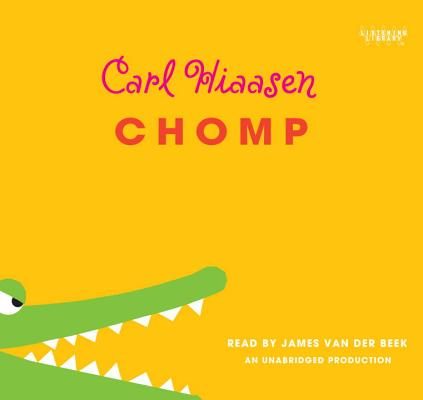 Chomp (Lib)(CD) [Audio CD], Carl Hiaasen (Author)