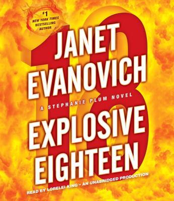 Image for Explosive Eighteen: A Stephanie Plum Novel (Stephanie Plum Novels)