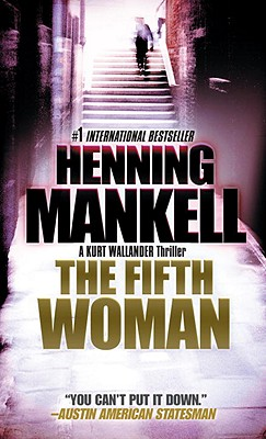 The Fifth Woman (Vintage Crime/Black Lizard), Mankell, Henning