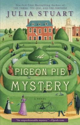 The Pigeon Pie Mystery, Julia Stuart