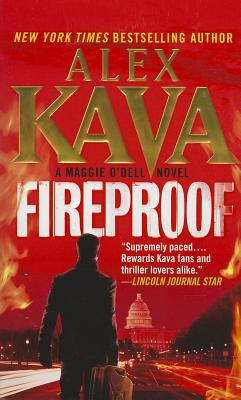 Image for Fireproof: A Maggie O'Dell Mystery
