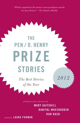 Image for The PEN/O. Henry Prize Stories 2012