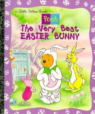 Image for Pooh: The Very Best Easter Bunny (A Little Golden Book)
