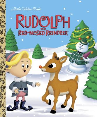 Image for Rudolph the Red-Nosed Reindeer (Little Golden Book)