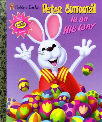 Image for PETER COTTONTAIL IS ON HIS WAY