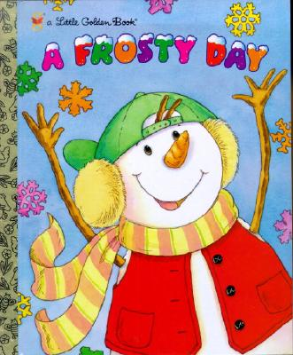 Image for A Frosty Day (Little Golden Book)
