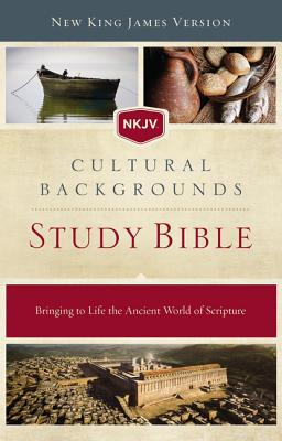 "Image for ""NKJV, Cultural Backgrounds Study Bible"""