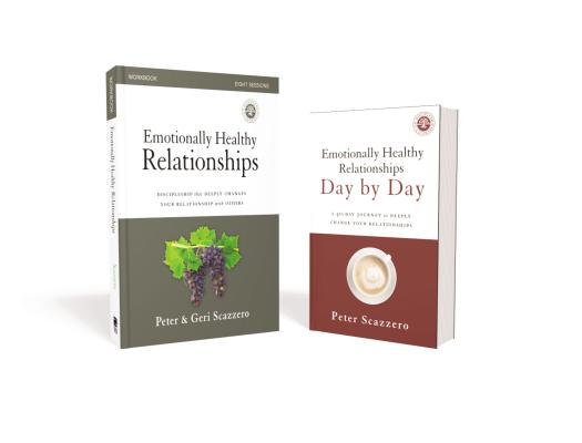 Emotionally Healthy Relationships Participant's Pack: Discipleship that Deeply Changes Your Relationship with Others, Scazzero, Peter; Scazzero, Geri