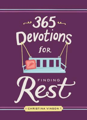 Image for 365 Devotions for Finding Rest