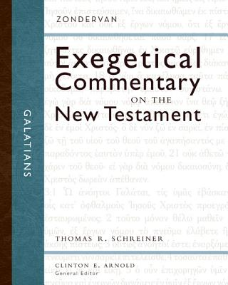 Image for ZEC Galatians (Zondervan Exegetical Commentary on the New Testament)