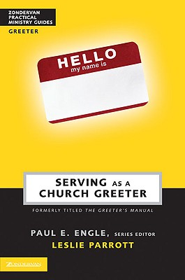 Image for Serving as a Church Greeter