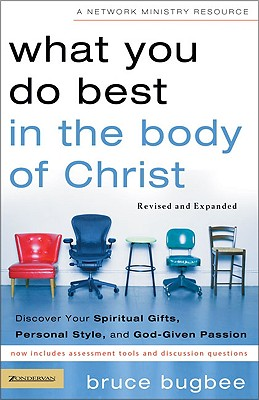 Image for What You Do Best In The Body of Christ