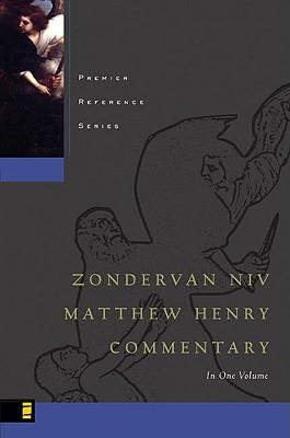 Image for The NIV Matthew Henry Commentary