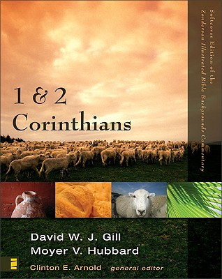 Image for 1 and 2 Corinthians (Zondervan Illustrated Bible Backgrounds Commentary)