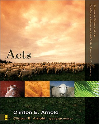 Image for Acts (Zondervan Illustrated Bible Backgrounds Commentary)