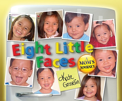 Image for Eight Little Faces