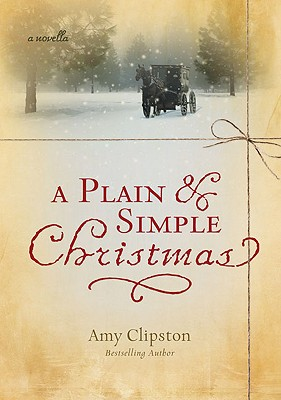 Image for A Plain and Simple Christmas: A Novella