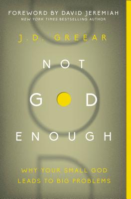 Image for Not God Enough: Why Your Small God Leads to Big Problems