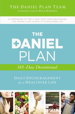 Image for The Daniel Plan 365-Day Devotional: Daily Encouragement for a Healthier Life
