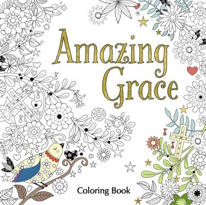 Image for Amazing Grace Coloring Book (Coloring Faith)