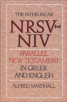 Image for The Interlinear NRSV-NIV Parallel New Testament in Greek and English
