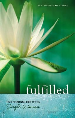 Image for NIV, Fulfilled Devotional Bible for the Single Woman, Hardcover: The NIV Devotional Bible for the Single Woman