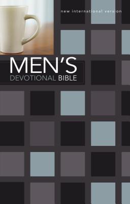 NIV, Men's Devotional Bible, Hardcover, Zondervan