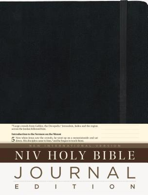 "Image for ""NIV, Holy Bible, Journal Edition, Hardcover"""