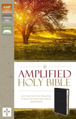 Image for Amplified Holy Bible: Captures the Full Meaning Behind the Original Greek and Hebrew