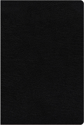 Image for NIV Study Bible, Fully Revised Edition, Large Print, Bonded Leather, Black, Red Letter, Thumb Indexed, Comfort Print