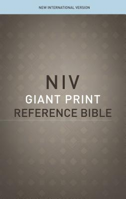 Image for NIV, Reference Bible, Giant Print, Hardcover, Red Letter Edition, Comfort Print