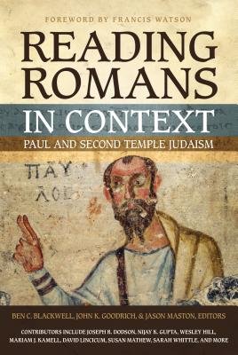 Image for Reading Romans in Context: Paul and Second Temple Judaism