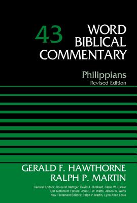 Image for WBC Philippians, Volume 43: Revised Edition (Word Biblical Commentary)