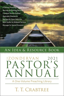 Image for The Zondervan 2021 Pastor's Annual: An Idea and Resource Book (Zondervan Pastor's Annual)