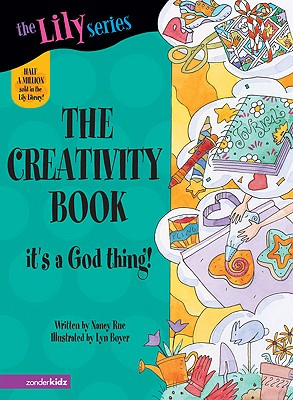 Image for The Creativity Book (Young Women of Faith Library, Book 8)