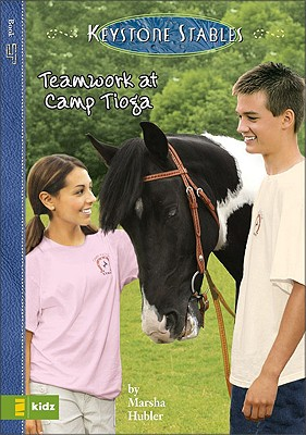 Image for TEAMWORK AT CAMP TIOGA KEYSTONE STABLES #004