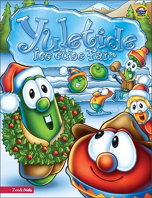 Image for YULETIDE ICE CUBE FAIR, A VEGGIE TALES