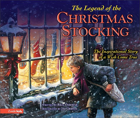 Image for Legend of the Christmas Stocking