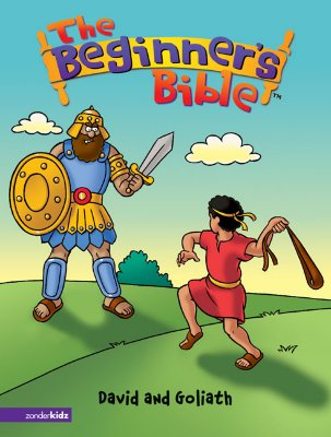 Image for The Beginner's Bible - David and Goliath (Beginner's Bible, The)
