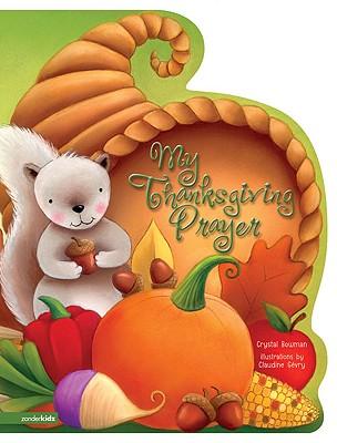 Image for My Thanksgiving Prayer