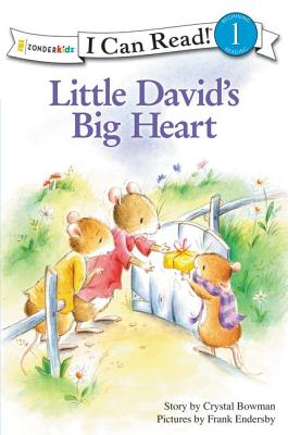 Image for Little David's Big Heart (I Can Read! / Little David Series)