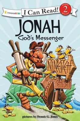 "Image for ""Jonah, God's Messenger: Biblical Values (I Can Read!  Dennis Jones Series)"""