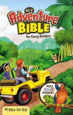 """Image for """"NirV Adventure Bible for Early Readers, Hardcover, Jacketed"""""""