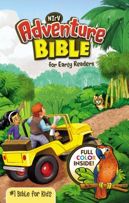 """Image for """"NirV Adventure Bible for Early Readers, Softcover"""""""
