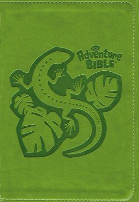 Image for NIrV Adventure Bible for Early Readers (Jungle Green)