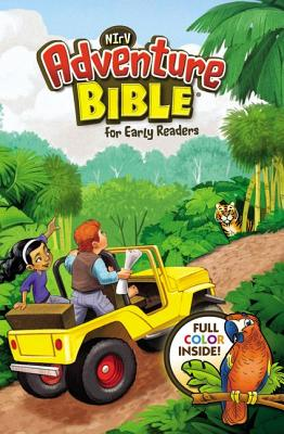 """Image for """"NIrV, Adventure Bible for Early Readers Lenticular (3D Motion), Hardcover, Full Color, 3D Cover"""""""