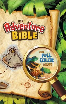 Image for NIV Adventure Bible - Softcover