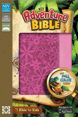 Image for NIV Adventure Bible (Raspberry/Pink)